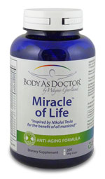 Miracle of Life Anti-Aging formula